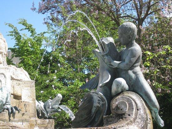 Marchenbrunnen -  fountain of fairy tales