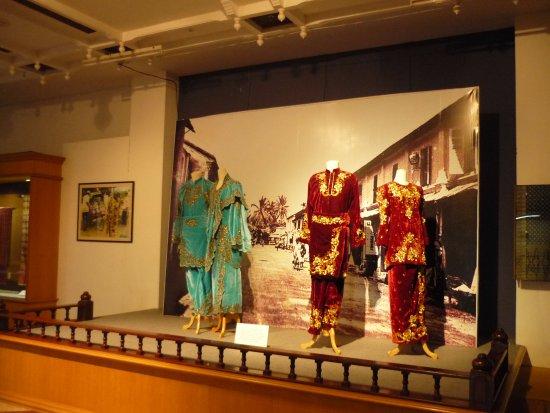 Terengganu, Malaysia: traditional shirt
