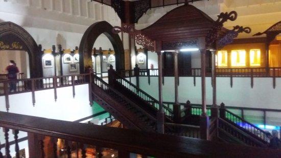 Terengganu, Malaysia: From building A