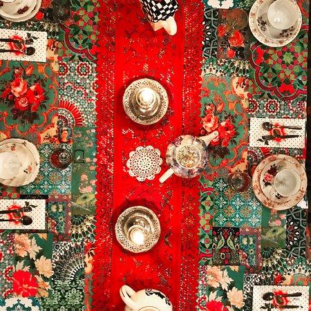 Manjimup, Australia: Vintage Tea Parties