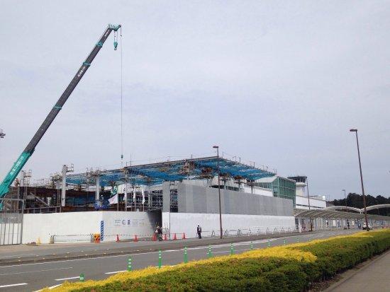 Makinohara, Japan: 富士山静岡空港 総合案内所