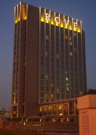 Rove hotel picture of rove downtown dubai tripadvisor for Best hotels in downtown dubai