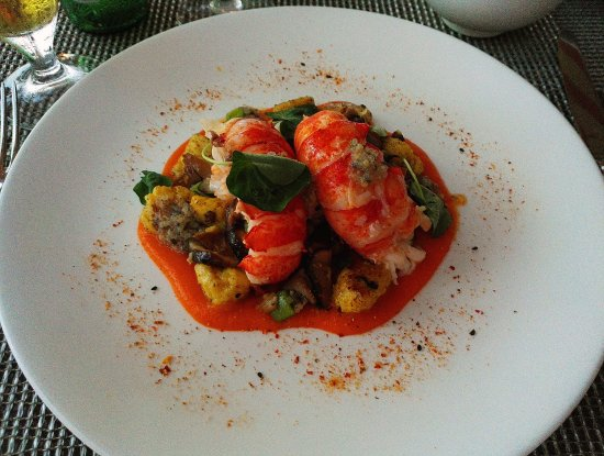 Azure Restaurant: Lobster Tail