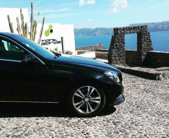 Santorini Limousine