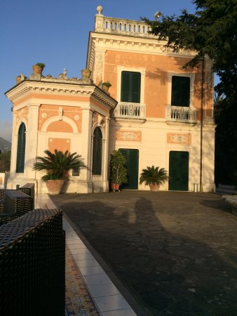 Hotel Parco dei Principi: Great place for a G&T