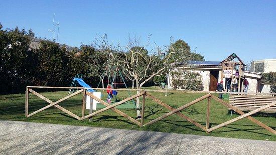Gallicano nel Lazio, Italia: Parco Giochi