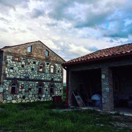 Telavi, Georgië: House view