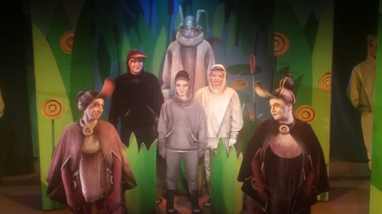 Театр Дождей: Дикий - чудесная сказка для детей