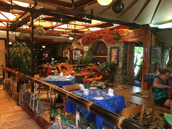Interior - Picture of Mama's Fish House, Paia - TripAdvisor