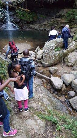 Drakensberg Sun Resort: Waterfall