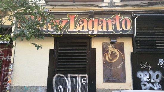 El Rey Lagarto