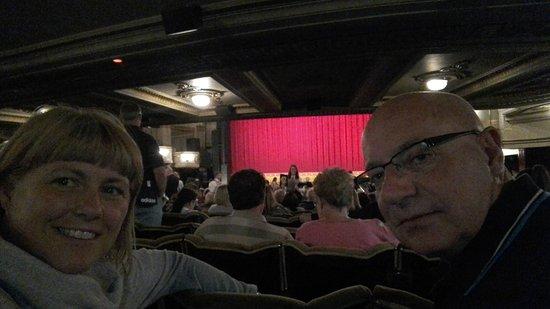 Theatre Royal Drury Lane: la nostra visuale