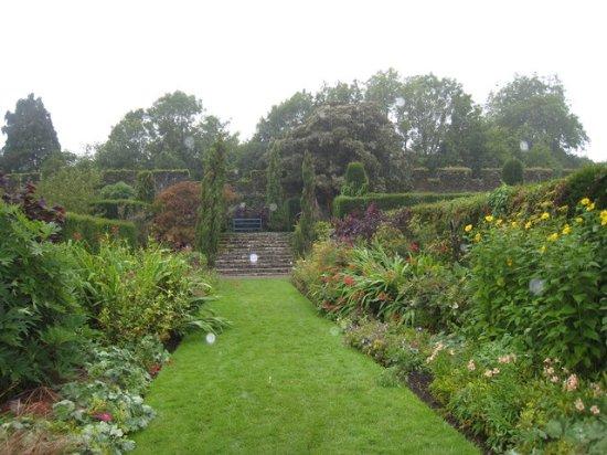 Lismore, Irlandia: Garten