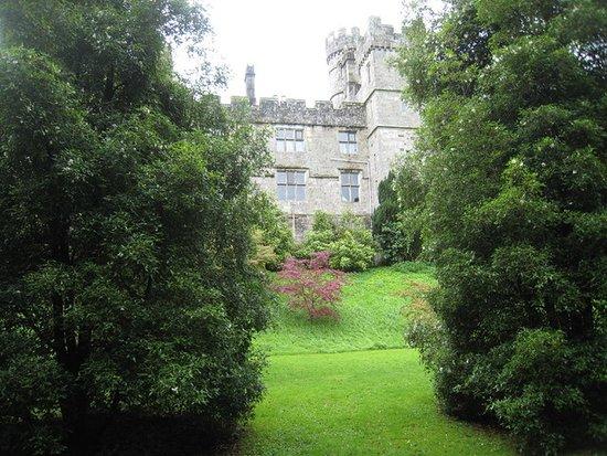 Lismore, Ireland: Garten und Schloss