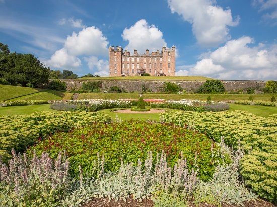 Dumfries, UK: Drumlanrig Castle and Country Estate