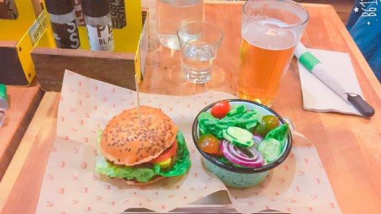 Bareburger: Leckere Burger...