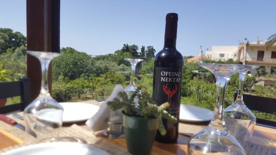Prines, Greece: Veranta Organic Wine
