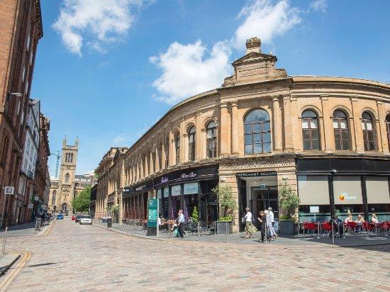Glasgow, UK: Merchant City