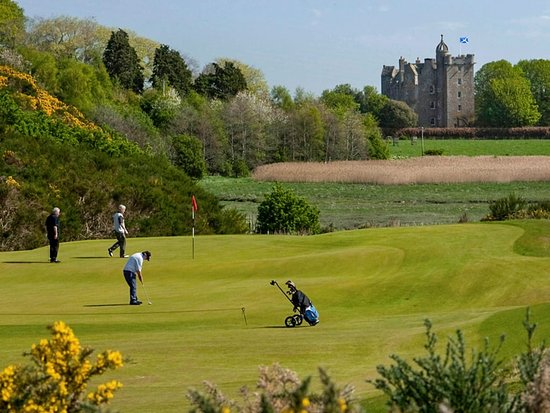 Castle Stuart Golf Links, situated between Inverness and Nairn