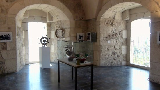 Carboneras, Spanien: Upper Exhibition Room