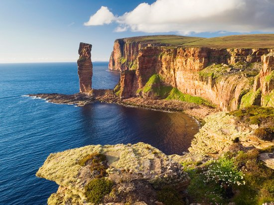 Kirkwall, UK: The Old Man of Hoy, Hoy, Orkney