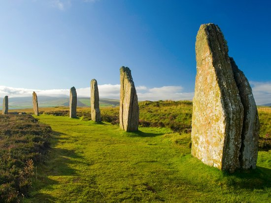 Kirkwall, UK: Ring of Brodgar, Mainland