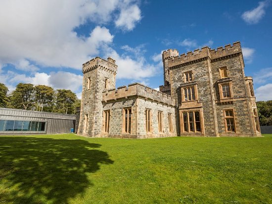 Île de Harris, UK : Lews Castle