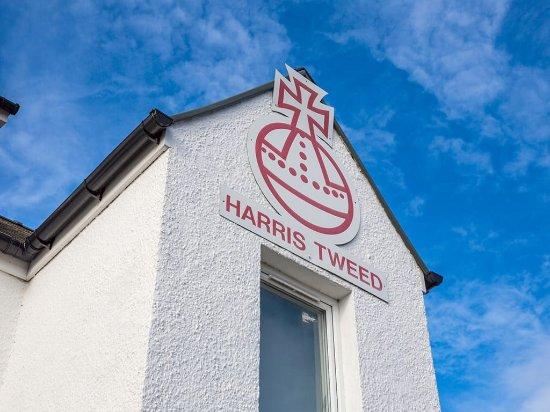 Isle of Harris, UK: Harris Tweed Shop