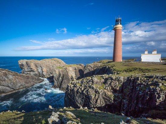 Isle of Harris, UK: Butt of Lewis Lighthouse