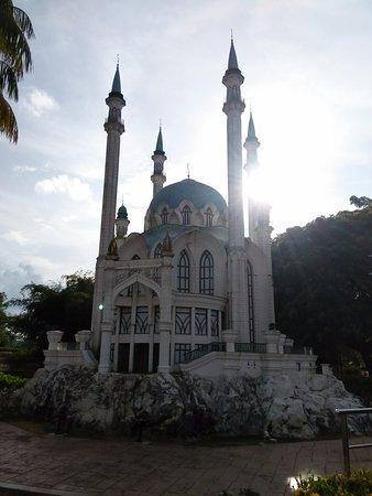 Taman Tamadun Islam: monument 1