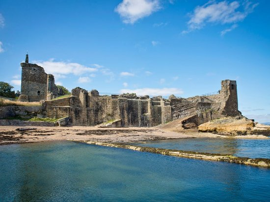St. Andrews, UK: St Andrews Castle