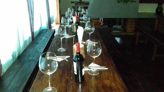 Ndola, Zambia: Wine bar