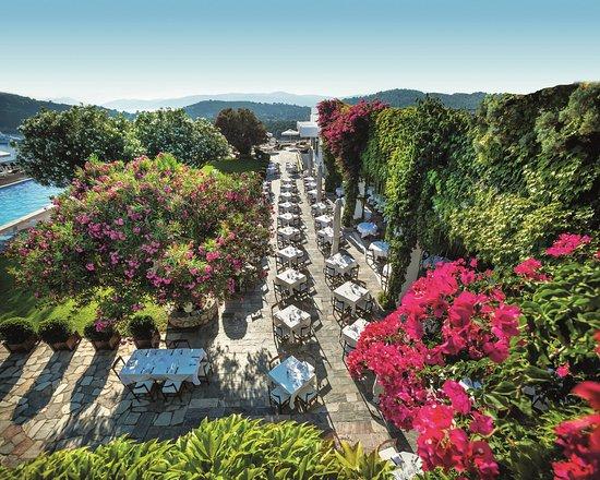Skiathos Palace Hotel: Main restaurant