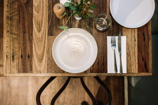 Ringwood, Australië: Table setting