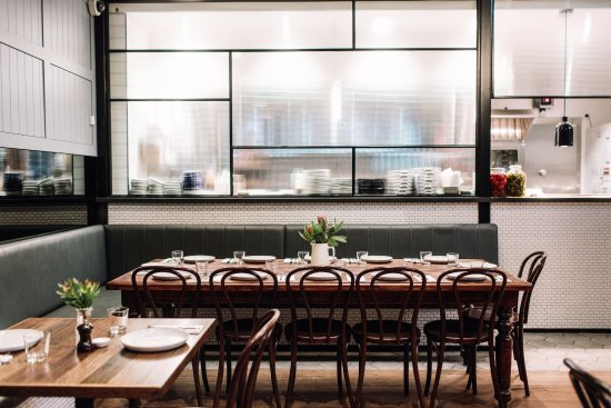 Ringwood, Australia: Our chef's table seats up to twelve.