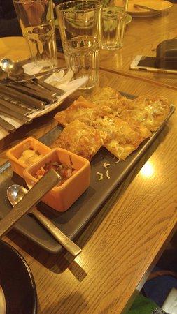 nacho dumpling