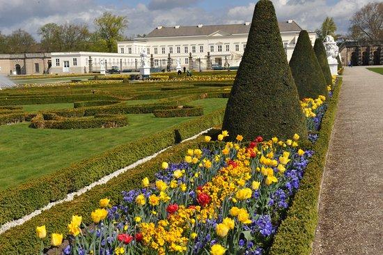 Springtime Picture Of Royal Gardens Of Herrenhausen Herrenhauser