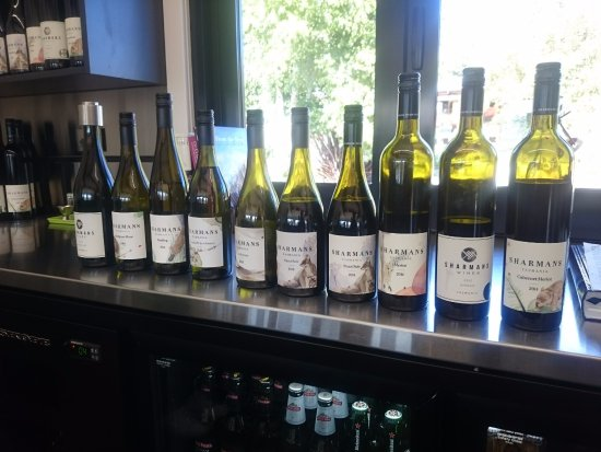 Launceston, Avustralya: Sharmans wine