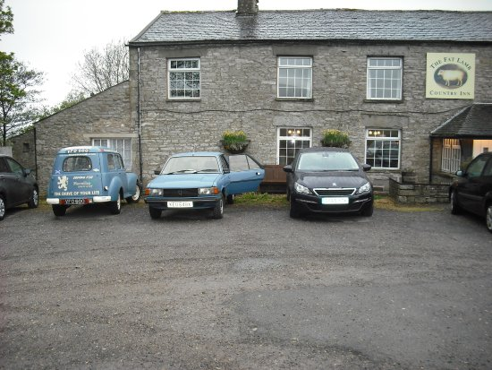 Ravenstonedale, UK: Great for car club weekends.