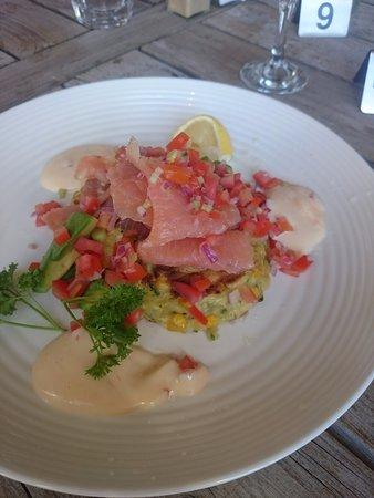 Launceston, Avustralya: Lunch at Elmslie
