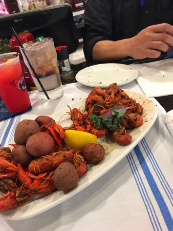 OMG Yes... If you came for SEAFOOD! This is the Spot!