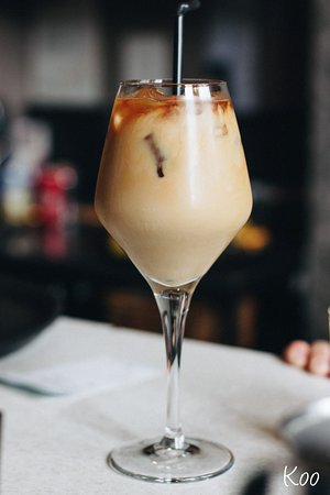 Koo Coffee & Bistro: Iced Coffee