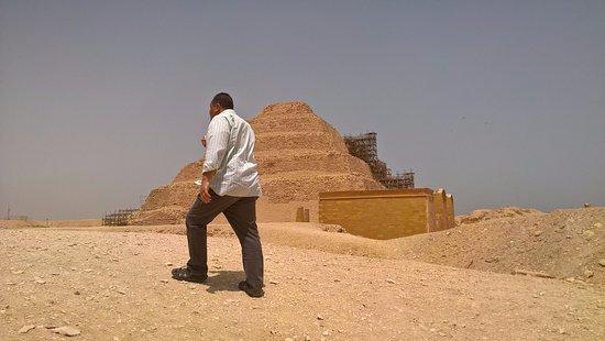 Emad Abu Hadeda - Private Day Tours: Stepped Pyramid, Saqqara
