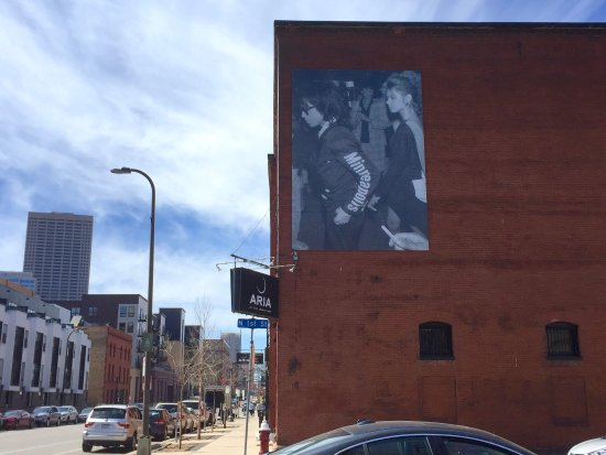 Area Near Hewing Hotel Warehouse District Minneapolis Picture Of