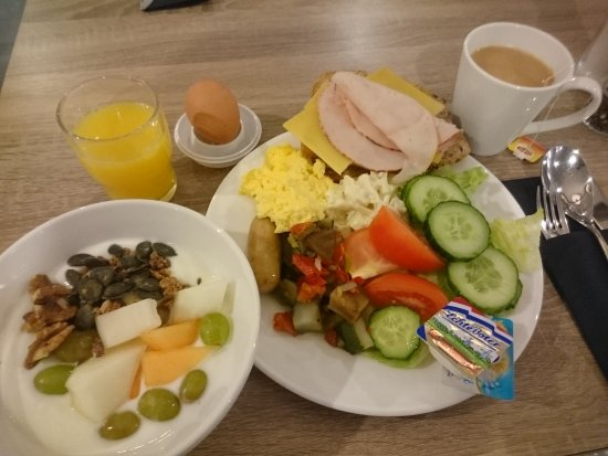 Dorint Airport Hotel Amsterdam: Breakfast