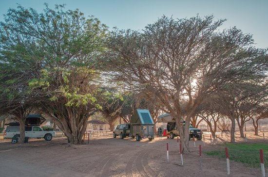 Richtersveld Transfrontier National Park, South Africa: Camping at Brandkaros