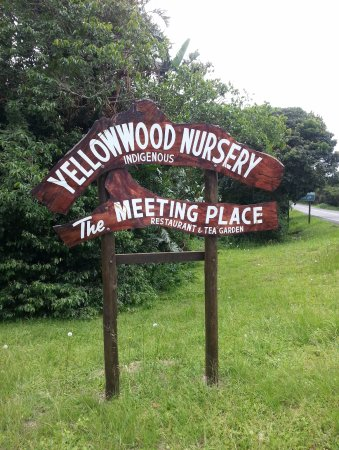 Pennington, แอฟริกาใต้: Entrance to Yellowwood farm