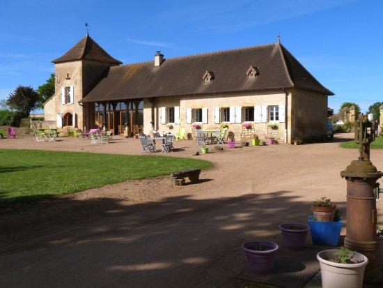 Les chambres d 39 hotes du lac anzy le duc frankrike - Paray le monial chambre d hote ...