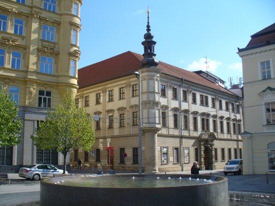 Brno, República Checa: Площадь Свободы