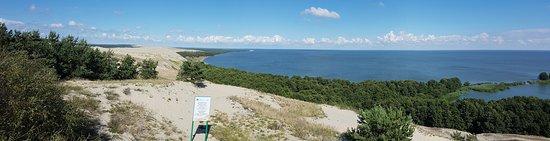 Morskoye, Rusia: вид со смотровой площадки